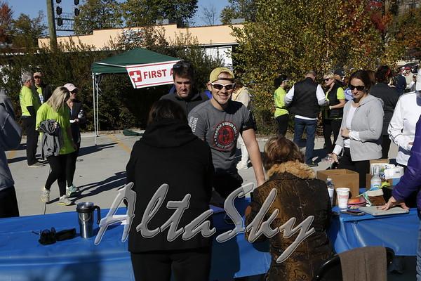 SHEA'S CHASE 5k RUN/WALK  11-11-2016