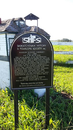 SHFS Historical Markers