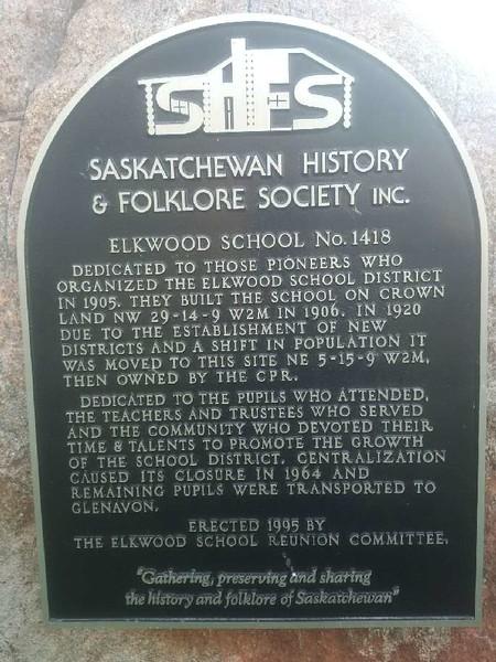 Elkwood School