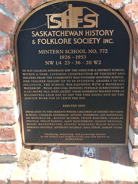 Mintern School No.772