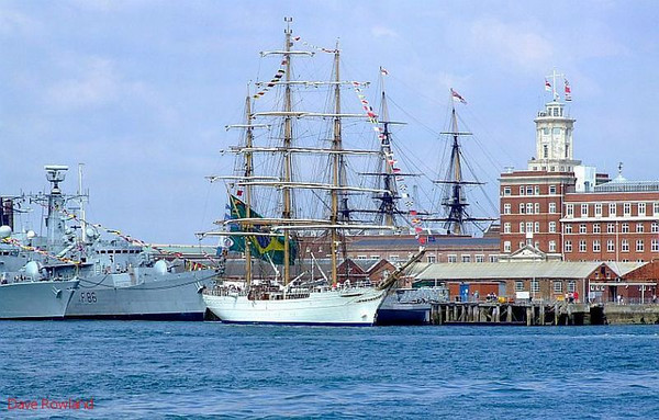 2008: All At Sea Special - Portsmouth Navy Days 26 July