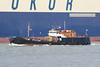 2011 to DATE - MUSCA - Tanker - 362GRT/584DWT - 42.5 x 7.5 - 1968 Appledore Shipbuilders, No.44 as OILFIELD (1968-2011) - 2011 MUSCA (SLE) - still trading - 42.5 x 7.5 - Tilbury, inward bound, 29/04/13.