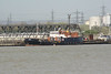 2011 to DATE - CULEX - Tanker - 362GRT/584DWT - 42.5 x 7.5 - 1968 Appledore Shipbuilders, No.41 as OILPRESS (1968-2008) - 2008 SD OILPRESS, 2011 CULEX (SLE) - Tilbury Landing Stage, 29/04/13.