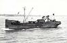 1925 to 1956 - SOUTHGATE - Tanker - 143GRT - 1925 Amble Shipbuilding Co., No.39 - 1956 CISTERNA, 1957 PIET SCHIPPER - 1970 sank 3nm from Haisbro' Light.