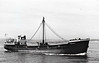 1947 to 1968 - TYRRONALL - Cargo - 199GRT - 40.8 x 7.3 - 1935 Lubecker Flenderwerft, No.229 as HEIMAT (1935-45) - EMPIRE CONTAMAR (1945-47), 1968 sold to English owners, 1973 converted to salvage ship - 1974 broken up at Santander.