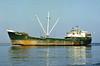 1970 to 1973 - ARKLOW - Cargo - 312GRT/431DWT - 41.6 x 7.4 - 1948 Scheeps Hijlkema, Martenshoek, No.153 as BANKA (1948-55) - ARCTIC (1955-58), HERTA II (1958-63), EISBAR (1963-70) - 1973 KB - 01/89 broken up at Rainham.