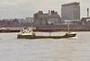1970 to 1976 - DARELL - Cargo - 387GRT/517DWT - 45.0 x 8.7 - 1970 Verolme Shipyard, Cork, No.13/820 - 1976 CARRIGRENNAN, 1989 FREE TRADE, 1994 MOTHER WOOD (PAN) - still trading - seen here as CARRIGRENNAN (IRL) on the Mersey.