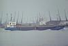 1974 to 1988 - MURELL - Cargo - 951GRT/1447DWT - 60.9 x 9.8 - 1974 Johansen MV, Brattvag, No.30 - 1988 HOXA SOUND, 1994 TEAL I, 1997 ORTAC, 2001 MARGOT, 2005 MCV EXPRESS (PAN) - still trading Tilbury, outward bound, 10/82.