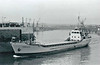 1966 to 1971 - CROUCH - Cargo - 500GRT/756DWT - 55.9 x 8.8 - 1966 Scheeps Boeles, Bolnes, No.1024 - 1971 CAMILLA WESTON - 15/02/84 sunk in collison at anchor in thick fog with LARISSASEE (DEU/1480/78) 10nm off Cromer, Tilbury for Leith with wheat.