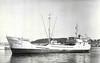 1965 to 1969 - WAVENEY - Cargo - 499GRT/681DWT - 51.5 x 8.4 - 1956 Scheeps Bodewes Gruno, Foxhol, No.140 as ORIENT (1956-61) - ZAANDIJK (1961-62), ORIENT (1962-64), WAVENEY STAR (1964-65) - 1969 MEROPI, 1985 STELIOS A, 1997 SARANTA, 1999 SEDA, 2003 GENEOS (BOL) - still trading.