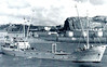 1963 to 1965 - ORWELL STAR - Cargo - 500GRT/700DWT - 52.8 x 8.5 - 1956 Scheeps Bijholt, Foxhol, No.555 as JULIA-ANNA (1956-63) - 1965 ORWELL, 1968 BOOKER TRADER, 1969 GUY TRADER, LADY CHANDRA II (GUY) - still trading.