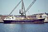 1977 to 1982 - JUBERT - Cargo - 430GRT/419DWT - 45.3 x 8.5 - 1963 John Lewis & Co., Aberdeen, No.342 as ORIOLE (1963-77) - 1982 JUDERT II -- 04/03/83 sunk in collison with EVERT off Algeria - Ipswich, 06/81.
