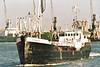 1971 to 1990 - BLAKELEY - Tanker - 728GRT/1229DWT - 64.3 x 9.3 - 1971 Appledore Shipbuilders, No.85 - 1990 RAPIDE I, 2001 SLOPS 8 - 0609 broken up at Aliaga - seen here as RAPIDE I at Antwerp.