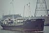 1966 to 1990 - BEECHCROFT - Tanker - 615GRT/833DWT - 52.9 x 10.3 - 1966 Appledore Shipbuilders, No.19 - 1990 K/TOULSON - still trading - Great Yarmouth, outward bound in ballast, 08/81.