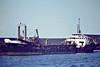 1965 to 1985 - BOWFLEET - Suction Dredger - 1548GRT/2340DWT - 80.7x 13.7 - 1965 Ailsa Shipbuilding, Troon, No.520 - 02/85 broken up at Rochester - Royal Albert Docks, laid up, 06/81.