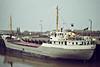 1981 to 1986 - MARK C - Cargo - 499GRT/833DWT - 57.78 x 9.1 - 1968 Scheeps Voorwarts, Martenshoek, No.198 as CONSTANCE (1968-77) - ARKLOW BRIDGE (1977-81) - 1986 COURTFIELD, 1995 BRIANA, 1996 SOLUTION, 1996 SEA BOEKANIER - 18/03/97 sank 18nm north of Nuevitas, Cuba - Wisbech, 06/84.