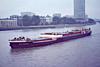 1951 to BATTERSEA - Bulk Carrier - 1777GRT/2710DWT - 82.4 x 12.0 - 1951 SP Austin & Son, Wear Dock, No.407 - 1981 GRAINVILLE - 14/12/81 sank off Rosslare, Belfast for Bilbao with scrap - Upper Thames, inward bound to ubload, 10/78.