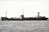 1933 to 1958 - FRANCIS FLADGATE - Cargo - 2268GRT - 83.8 x 12.5 - 1933 Burntisland Shipbuilding Co., No.175 - 1958 ANTHIPPI MICHALOS, 1962 BRICK SESTO - 05/71 broken up at Vado Ligure.