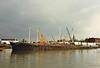 1964 to 1991 - CHARCREST - Tanker - 465GRT/514DWT - 49.8 x 10.2 - 1964 Charrington, Gardner & Locket, Dartford, No.197 - 1976 lengthened to 62.3m, 594GRT/908DWT - 1991 AQUEDUCT - 2011 laid up.