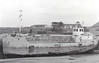 1964 to 1985 - COEDMOR - Cargo - 147GRT/165DWT - 25.5 x 6.4 - 1946 Pollock & Sons, Faversham as VIC 57 (1946-48) - 1948 ARRAN MONARCH, 1954 sold to Wansborough Paper Co., Somerset, 1960 sold to P Herbert, Bude, 1964 lengthened to 32.8 metres, converted to Sand Dredger, renamed COEDMOR, 1985 sold to DC Williams, Llanelli, 2003 broken up - seen here at Hayle 04/87.
