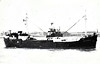British & Irish Steam Packet Co. - 1950 to 1969 - INNISCARRA - Cargo - 584GRT/675DWT - 53.8 x 8.6 - 1948 Burntisland Shipbuilders, No.310 as BRITTANY COAST (1948-50) - 1969 ELNI, 1972 RIA - 02/82 broken up at Naples.