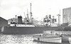Belfast SS Co. - 1954 to 1964 - ULSTER WEAVER - Cargo - 498GRT/671DWT - 61.4 x 9.2 - 1946 Ardrossan Dockyard Co., No.406 as ULSTER DUCHESS (1946-47) - JERSEY COAST (1947-54) - 1964 KENTISH COAST, 1968 SALMIAH COAST - 1999 deleted from Lloyd's Register, existence in doubt.