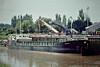 2006 to 2009 - REDWING - Cargo - 794GRT/1399DWT - 58.3 x 9.7 - 1989 Yorkshire Drydock Co., Hull, No.317 as HOO ROBIN (1989-2006) - 2009 DANAE (MDV) - still trading - Coastal Bulk Shipping - Port Sutton Bridge, loading grain, 04/06/08.