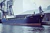 2006 to 2009 - FULMAR - Cargo - 794GRT/1377DWT - 58.3 x 9.5 - 1989 Yorkshire Drydock Co., Hull, No.316 as HOO FINCH (1989-06) - 2009 ARIADNE, 2011 FINCH, 2012 ADAM (COM) - Kings Lynn, to load grain in Bentinck Dock, 21/09/08.