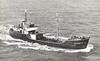 1947 to 1970 - ANTHONY M - Tanker - 465GRT/536DWT - 48.5 x 6.7 - 1944 Schiffs Hugfo Peters, Wewelsfleth, No.449 as GOHREN (1944-45) - EMPIRE TIGITY (1945-47) - 1970 KINDER - 04/83 broken up at Garston.