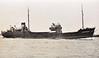 1950 to 1955 - LANARKBROOK - Cargo - 982GRT/1202DWT - 66.6 x 9.7 - 1950 John Lewis Ltd., Aberdeen, No.223 - 06/01/55 in collision with ARTESIEN (FRA/3583/47) near Berville, River Seine, 08/01/55 sank, Rouen for Poole with coal.