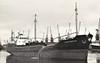 1963 to 1976 - CHESTERBROOK - Cargo - 1594GRT/2649DWT - 81.0 x 12.0 - 1963 Clelands Shipbuilders, Wallsend, No.258 - 1976 KATJA, 1980 ALMA - 10/85 broken up at Corcubion.