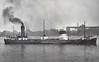 1936 to 1959 - NORTHWOOD - Cargo - 1146GRT - 66.3 x 10.4 - 1936 Burntisland Shipbuilding Co., No.202 - 10/59 broken up at Nieuw Lekkerland.