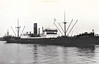 1930 to 1946 - BRIARWOOD - Cargo - 4013GRT - 111.2 x 15.5 - 1930 Northumberland Shipbuilding Co., Howden on Tyne, No.417 - 1946 GARDENIA, 1964 AIS NICOLAS - 20/10/68 fire at Suez, broken up locally.