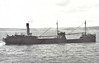 1929 to 1947 - THE VICEROY - Cargo - 824GRT - 59.5 x 9.2 - 1929 Ailsa Shipbuilding Co., Troon, No.407 - 12/04/47 mined off Bornals, near Flushing, Antwerp for Aberdeen with fertilizer.