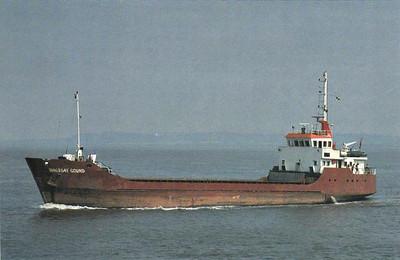 BRITISH COASTAL AND SHORT SEA SHIPPING COMPANIES