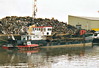 Boston Port Authority - 2000 to DATE - MARY ANGUS - Hopper Dreger - GBR/582/86 - Boston, lying on her berth, 08/08/07.
