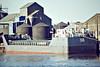 1982 to 1988 - WIRIS - Cargo - 496GRT/1140DWT - 45.6 x 9.5 - 1982 Nordsovaerftet, Ringkobing, No.153 - 1988 ORASAC - 12/06 broken up at Aliaga - Great Yarmouth, loading grain, 05/84.