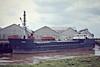 1981 to 1988 - WIGGS - Cargo - 497GRT/1140DWT - 45.6 x 9.5 - 1981 Nordsovaerftet, Ringkobing, No.145 - 1988 DOLI - 02/07 broken up at Aliaga - Fosdyke, unloading fertiliser, 04/82.
