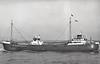 1946 to 1967 - ELECTRO - Cargo - 793GRT - 58.5 x 8.8 - 1937 Scheeps van der Werff, Deest, No.204 as WILLIAMSTOWN (1937-46) - 1967 GEORGIOS, 1971 NICOLAS C - 01/02/72 fire 10nm west of Pilos, Greece.