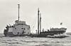 1958 to 1982 - ESSO WOOLSTON - Tanker - 856GRT/1300DWT - 63.9 x 10.7 - 1958 Henry Scarr & Co., Hessle, No.751 - 1982 KINBRACE - 10/85 broken up at Santander.