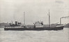 1947 to 1966 - ANONITY - Tanker - 890GRT/971DWT - 61.4 x 9.8 - 1945 AJ Inglis & Co., Pointhouse, No.1300 as EMPIRE CAMPDEN (1945-47) - 1966 PETROLA II, 1969 KALYMNOS - 12/04/70 wrecked on the east coast of Rhodes, 05/70 broken up at Piraeus.