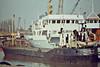 1968 to 1987 - FORMALITY - Cargo - 199GRT/424DWT - 41.4 x 7.7 - 1968 Clelands Shipbuilders, Wallsend, No.304 - 1987 EAU DE VIE, 1988 THAMESWOOD (GBR) - still trading - Boston, to unload fertliliser, 05/83.
