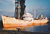 1944 to 1964 - SUPREMITY - Cargo - 2074GRT/2777DWT - 86.4 x 12.4 - 1944 Goole Shipbuilders, No.392 - 1964 KAPA, 1966 IRENE K - 10/73 broken up at Skaramanga
