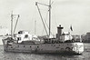 1937 to 1957 - CROMARTY FIRTH - Cargo - 538GRT - 51.3 x 8.6 - 1937 John Lewis & Co., Aberdeen, No.141 - 1957 HERRIESDALE, 1962 GEORGIOS VENTOURIS, 1980 MARIA PREKA - 1998 deleted for Lloyd's Register, presumed scrapped - seen here as GEORGIOS VENTOURIS.