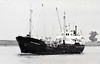 1956 to 1981 - HELMSDALE - Cargo - 402GRT/480DWT - 46.8 x 8.1 - 1956 Jos L Meyer, Papenburg, No.473 - Northern Shipping & Trading Co. - 07/12/80 wrecked off Scurdyness Light, Montrose,  1981 broken up at Inverkeithing.