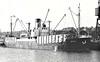 1949 to 1952 - WINGA - Cargo - 1814GRT/2800DWT - 78.9 x 12.8 - 1943 Pacific Bridge Co., Alameda, No.3 as BENJAMIN SHERBURN (1943-49) - 1952 RILDA, 1968 RAED  - 05/72 broken up at Karachi.