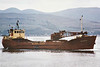 1975 to 1990 - GLENROSA - Cargo - 199GRT/422DWT - 41.9 x 7.7 - 1969 Clelands Shipbuilders, Wallsend, No.311 as WILKS (1969-75) - 1990 BOSTON BELLE - 1993 broken up