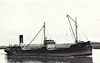 1957 to 1965 - CRAIGANTLET - Cargo - 827GRT - 59.4 x 9.5 - 1931 Scotts Shipbuilding, Bowling, No.310 as YEWARCH (1931-57) - 09/65 broken up at Passage West.