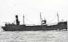 1956 to 1959 - HOLDERNOOK - Cargo - 870GRT - 57.4 x 9.2 - 1927 Williamson & Co., Workington, No.240 as HOMEWOOD (1927-39) - KYLEBROOK (1939-46),  DYNAMO (1946-56) - 08/59 broken up at Haarlem