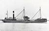 1950 to 1956 - HOLDERNIDD - Cargo - 783GRT - 61.0 x 9.3 - 1902 Ailsa Shipbuilding Co., Ayr, No.65 as KATHLEEN (1902-40) - 1940 BLISSWORTH - 01/56 broken up at Gateshead.